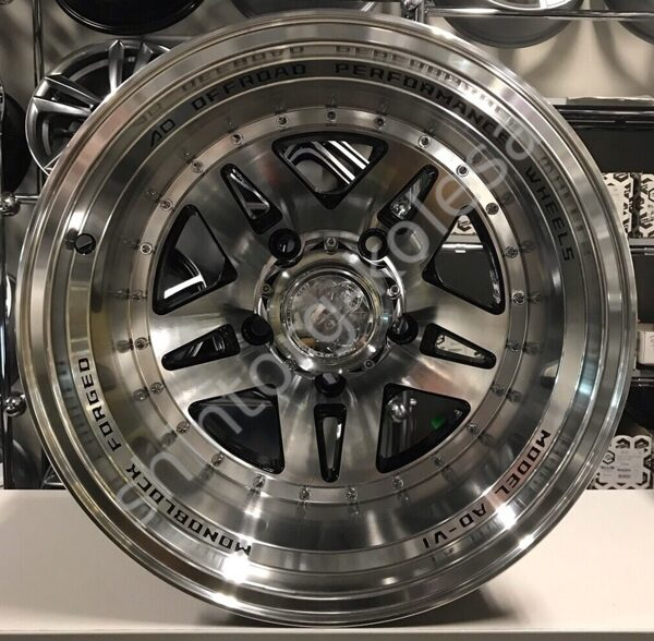 Диск литой 16 Off Road R16 5x139,7 ET-40