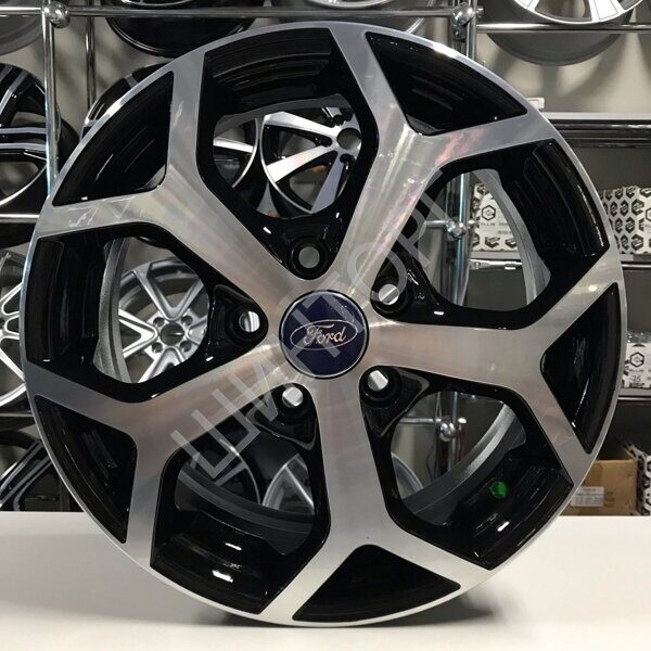 Диски литые R17 T21BKF 5x108 Ford Focus